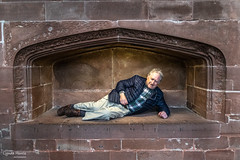 In memory at Carlisle cathedral (lyndakmorris) Tags: carlisle lyndamorrislrps