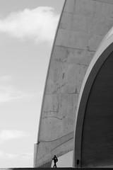auditorio (Wackelaugen) Tags: santacruz tenerife teneriffa spain europe canaries canaryislands canaryisles canon eos 760d photo photography stephan wackelaugen auditorio adán martín menis black white bw blackwhite blackandwhite mono noiretblanc schwarz weis schwarzweis
