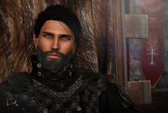 Conin (MadiSLroleplay) Tags: got game thrones sl secondlife second life roleplay rp fantasy medieval mormont blackwood tyrell hightower knight vigil