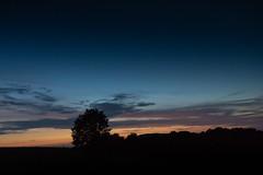 Blue Hour (dominidomk) Tags: sunset sonnenuntergang blue blau blauestunde bluehour clouds wolken abendstimmung nacht