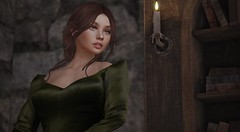 Madison Mormont (MadiSLroleplay) Tags: got game thrones sl secondlife second life roleplay rp fantasy medieval mormont blackwood tyrell hightower knight vigil