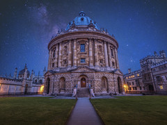when knowledge becomes a barrier who has the power (Wizard CG) Tags: afternoon bodliean building buildings city cityscape colleges england exterior outdoor outdoors oxford radcliffe camera uk united kingdom university winter library oxon spires st marys church skyline architecture olympus epl7 sunset