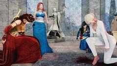 Emmye VIgil (MadiSLroleplay) Tags: got game thrones sl secondlife second life roleplay rp fantasy medieval mormont blackwood tyrell hightower knight vigil