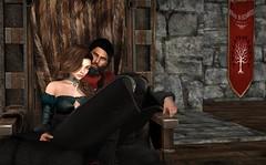 Blackwoods (MadiSLroleplay) Tags: got game thrones sl secondlife second life roleplay rp fantasy medieval mormont blackwood tyrell hightower knight vigil