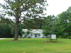 Fowl River Community House (jimmywayne) Tags: fowlriver alabama mobilecounty wpa communityhouse historic