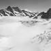 At Viewpoint en-Route from Kleine Scheidegg to Jungfraujoch