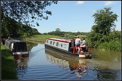 ALBION (Jason 87030) Tags: cut canal abion boat girls scene nortonjunction 2grand union hire craft 166 2019 june summer baots narrowboat refelction water countryside spot shot hoot session jasmine uk england photo tag album fave flickr towpath sunny light weather