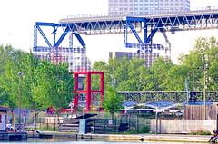329 - Paris Avril 2019 - la Cité des Sciences à La Villette (paspog) Tags: paris france avril april 2019 lavillette canal canaldelourcq