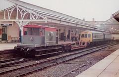 51196 51197 2 241085 (stevenjeremy25) Tags: dmu 51196 51197 metcamm metcam 101 freight aberystwyth car yvp railway train adb900430 954678 b954678
