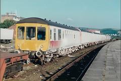 99900 3 010786 (stevenjeremy25) Tags: fa99900 99900 fison fisons weedkilling weedkiller train railway aberystwyth dmu