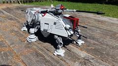 Lego AT-TE MOC