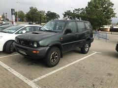 (Sam Tait) Tags: intercooler diesel turbo td tdi green 4x4 terrano nissan