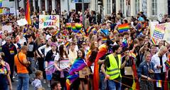 25. CSD Nordwest 12.000 participants / Gay Pride 2019 -  - Oldenburg population 165.000 (Lower Saxony / Germany) (tusuwe.groeber) Tags: germany lowersaxony oldenburg deutschland niedersachsen farbig farben colourful colours sony sonyphotographing nex7 bunt regenbogen rainbow gaypride csd nordwest northwest lesben schwule lesbian gays pride parade christopherstreetday transgender transsexuel streetshot lgbt glbt lsbttiq demo demonstration street strase 2019