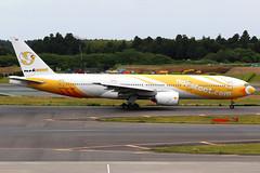 NokScoot | Boeing 777-200ER | HS-XBC | Tokyo Narita (Dennis HKG) Tags: nokscoot nct xw aircraft airplane airport plane planespotting canon 7d 70200 tokyo narita rjaa nrt boeing 777 777200 boeing777 boeing777200 777200er boeing777200er hsxbc