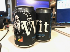 2019 173/365 6/22/2019 SATURDAY - St. Bernardus Wit - The Classic Belgian Wit (_BuBBy_) Tags: st bernardus wit the classic belgian ale beer 2019 173365 6222019 saturday 6 22 june 365 22nd twenty second sat sa days 365days project project365