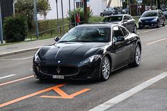 Switzerland (Ticino) - Maserati GranTurismo Sport (PrincepsLS) Tags: switzerland swiss license plate spotting lugano ti ticino maserati granturismo sport