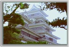 Matsumoto Castle Donjon (FernShade) Tags: japan matsumoto matsumotocastle castle heritagecastle fukashicastle takeda architecture mastumotocastledonjon donjon naganoprefecture nagano