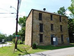(Old) Coosa County Jail (jimmywayne) Tags: coosacounty rockford alabama jail countyjail historic nrhp nationalregister museum