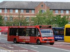 free |= Victoria Centre |= Market Square |= Broadmarsh Centre (Cymru Coastliner) Tags: trentbarton optaresolo optaresoloev 996 yj12gvd bus nottingham wellglade