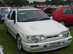 1991 Ford Sierra Sapphire Cosworth (Neil's classics) Tags: 1991 ford sierra sapphire cosworth car