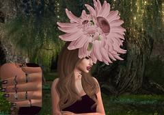 Flowers in the Garden (aerlinniel.roughneck) Tags: elise 1313mockingbirdlane alantori chopzuey darkpassionskoffinnails dckm egozy midsummerenchantment sadisticobsessions somethingnew synco witchcraft