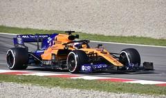 McLaren MCL34 / Carlos Sainz / ESP / McLaren F1 Team (Renzopaso) Tags: formula one test days 2019 circuit barcelona uno 1 fia racecar coche car sports racing race motor motorsport autosport nikon السيارات 車 autos coches cars automóviles автомоб mclaren mcl34 carlos sainz esp f1 team mclarenmcl34 carlossainz mclarenf1team mclarenf1 f1team testformula12019 circuitdebarcelona formula12019 testformula1 formulauno formulaone