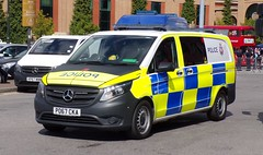 6415 - GMP - PO67 CKA - 101_2203 (Call the Cops 999) Tags: uk gb kingdom great britain england 999 112 emergency service servives vehicle vehicles united police policing constabulary law and order enforcement 101 gmp greater manchester