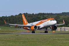 Photo of G-UZHF Airbus A320-251N EGPH 21-06-19