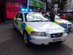 6420 - Preserved S Yorks - YN58 GMX - 101_2417 (Call the Cops 999) Tags: uk gb kingdom great britain england 999 112 emergency service servives vehicle vehicles united police policing constabulary law and order enforcement 101 south yorkshire volvo