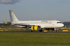 Photo of EC-NCU Airbus A320-251N EGPH 21-06-19