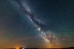 Milky Way, East Glacier National Park, Montana, June 2019 (a2md88) Tags: milkyway astrophotography montana darkskies stars starrynight eastglaciernationalpark eastglacier sigma sigmaart