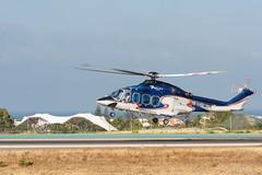 Salida del Aeropuerto-1 (GonzalezNovo) Tags: pwmelilla spotter aeropuertodemelilla helicóptero volando spotterday oscar