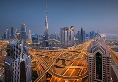 Burj Khalifa (Billy Currie) Tags: burj khalifa dubai uae united arab emrites architecture urban evening sunset