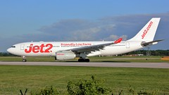 G-VYGM (AnDyMHoLdEn) Tags: jet2 a330 egcc airport manchester manchesterairport 23l