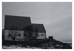 Church Of Trondenes (RadarO´Reilly) Tags: trondenes harstad vesterålen norge norway norwegen kirche church architektur architecture sw schwarzweis bw blackwhite blanconegro monochrome noiretblanc zwartwit küste coast insel islands