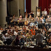 DSCN3949c Ealing Symphony Orchestra, leader Peter Nall, conductor John Gibbons BEM. Rehearsal. St John's Smith Square, London. 22nd June 2019 (photo Lucy Robinson)