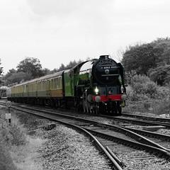 tornado 8651 (m.c.g.owen) Tags: a1 steam locomotive trust tornado 60163 yatton somerset bristol par sunday 23rd june 2019 peppercorn pacific uk lner br british railways the summer cornishman 1z74 pathfinder tours