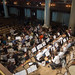 DSCN3855c Ealing Symphony Orchestra, leader Peter Nall, conductor John Gibbons BEM. Rehearsal. St John's Smith Square, London. 22nd June 2019 (photo Lucy Robinson)