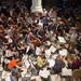DSCN3843c Ealing Symphony Orchestra, leader Peter Nall, conductor John Gibbons BEM. Rehearsal. St John's Smith Square, London. 22nd June 2019 (photo Lucy Robinson)