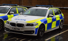 West Yorkshire Police - YJ16 FHA (Chris' 999 Pics) Tags: west yorkshire police bmw 530d 5 series diesel traffic cars rpu roads policing unit anpr automatic number plate recognition pursuit motorway patrol road safety protection law enforcement security 999 112 yj16fha