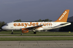 easyJet A319 G-EZAS at Manchester Airport MAN/EGCC (dan89876) Tags: easyjet uk airbus a319 a319111 gezas manchester international airport takeoff 23l man egcc