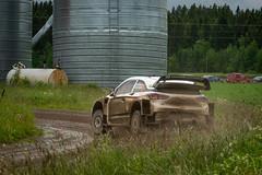 SM Pohjanmaa Ralli 2019 (Samu Ekman) Tags: sm pohjanmaa ralli 2019 pohjanmaaralli rally rallye rallying racing race finland car nikon jari huttunen antti linnaketo hyundai i20 wrc