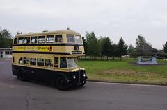 IMGP1033 (Steve Guess) Tags: brooklands byfleet surrey england gb uk bus london museum brooklandsroad wellingtondrive birmingham corporation joj548 2548 guy arab brooklandsdrive wellingtonroad