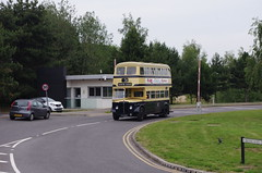 IMGP1032 (Steve Guess) Tags: brooklands byfleet surrey england gb uk bus london museum brooklandsroad wellingtondrive birmingham corporation joj548 2548 guy arab brooklandsdrive wellingtonroad