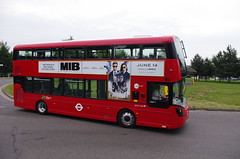 IMGP1029 (Steve Guess) Tags: brooklands byfleet surrey england gb uk bus london museum brooklandsroad wellingtondrive wright gemini3 wh31128 hybrid sk19fcj tower transi brooklandsdrive wellingtonroad
