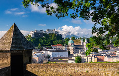 _DS20802 - Salzburg cityscape (from Kapuzinerberg) (AlexDROP) Tags: 2019 austria salzburg europe art travel architecture tower color cityscape skyline city castle nikond750 afsnikkor28300mmf3556gedvr best iconic famous mustsee picturesque postcard