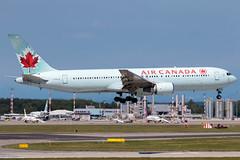 Air Canada Boeing 767-300ER C-FPCA | Milano - Malpensa (MXP-LIMC) | 31st May 2019 (Brando Magnani) Tags: