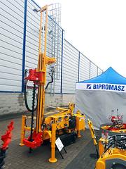 Wiertnica pionowa geotechniczna H16G
