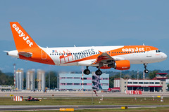 easyJet Europe Airbus A320-200 OE-IVK | Milano - Malpensa (MXP-LIMC) | 31st May 2019 (Brando Magnani) Tags: