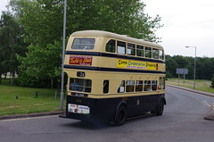 IMGP1034 (Steve Guess) Tags: brooklands byfleet surrey england gb uk bus london museum brooklandsroad wellingtondrive birmingham corporation joj548 2548 guy arab brooklandsdrive wellingtonroad